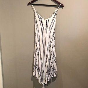 Olivaceous Sun Dress